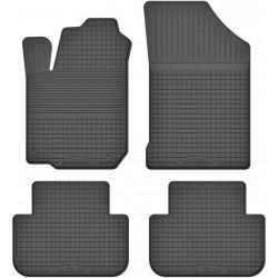 Toyota Yaris II (2005-2012) - dywaniki gumowe korytkowe