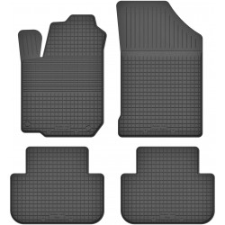 Toyota Yaris III (od 2011) - dywaniki gumowe korytkowe