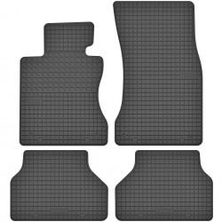 BMW 5 E60 / E61 - dywaniki gumowe dedykowane ze stoperami