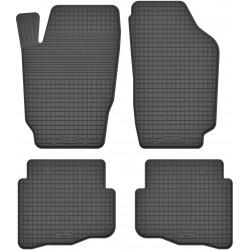 Volkswagen Fox (2003-2011) - dywaniki gumowe korytkowe