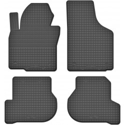 Volkswagen Golf VI (2008-2012) - dywaniki gumowe korytkowe
