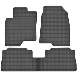 Chevrolet Captiva - dywaniki gumowe dedykowane ze stoperami