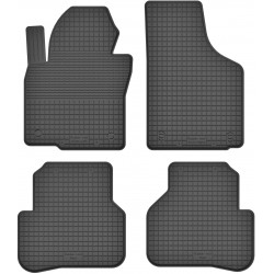 Volkswagen Passat B7 (2010-2014) - dywaniki gumowe korytkowe
