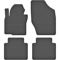 Volkswagen Touareg II (od 2011) - dywaniki gumowe korytkowe