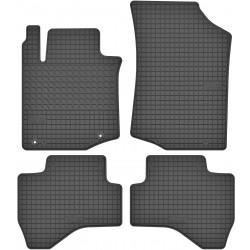 Citroen C1 I - dywaniki gumowe dedykowane ze stoperami