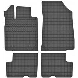 Dacia Logan I - dywaniki gumowe dedykowane ze stoperami