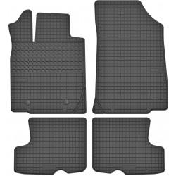 Dacia Sandero I - dywaniki gumowe dedykowane ze stoperami