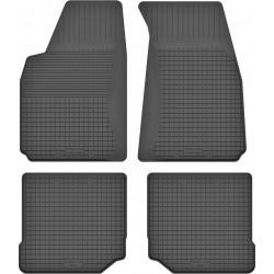 Audi 80 B3 - dywaniki gumowe korytkowe