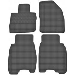 Honda Civic IX Hatchback - dywaniki gumowe dedykowane ze stoperami