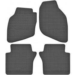 Honda Jazz II - dywaniki gumowe dedykowane ze stoperami