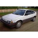CRX II (1992-1997)